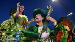 Lo más hermoso de México llegó al Carnaval de Río de
