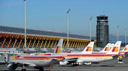 Un piloto de Iberia conquista a los viajeros con su discurso al aterrizar en