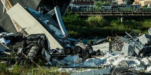 """Il procuratore di Genova: """"A far crollare il ponte non è stata una fatalità, ma un errore umano"""""""