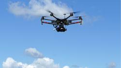 In Islanda i droni consegneranno pizza e patatine, lanciandoli con un