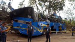 20 morts et 25 blessés dans une collision impliquant un autocar aux