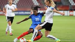 Les images du match nul des Bleues contre l'Autriche à l'Euro