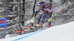 La chute impressionnante de Tessa Worley à Val