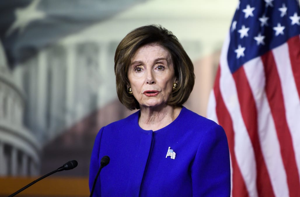 Image result for Pelosi: A.G. Barr 'has deeply damaged the rule of law'
