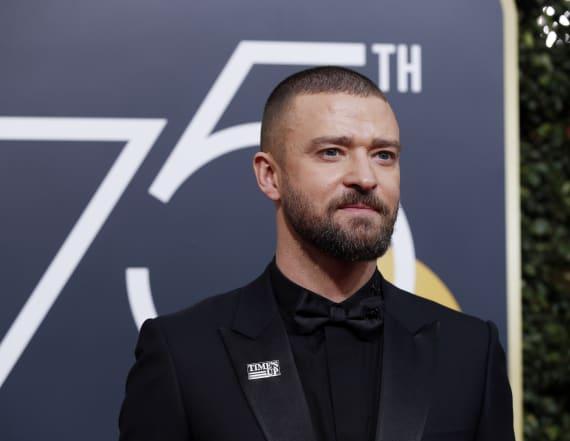 Justin Timberlake visits Texas shooting victims