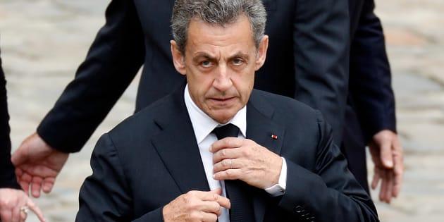 """Nicolas Sarkozy va tenter ce lundi d'éviter un procès pour """"l'affaire des écoutes"""""""