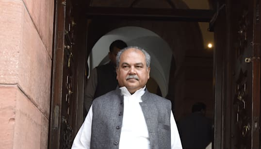 Madhya Pradesh: District Administration Refuses Details Of BJP Minister Narendra Tomar's MPLADS Funds, Citing 'Technical