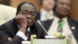 Wait... Mugabe's Not President Anymore? -- Zanu-PF Youths In Rural