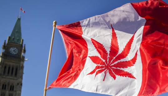 Here's What Legal Weed Will Mean For Canada's