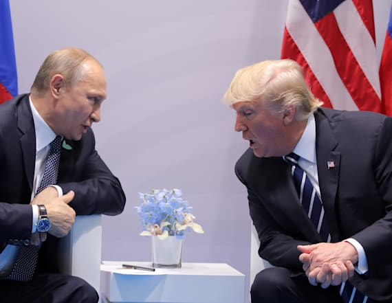 Trump and Putin may have met multiple times at G-20