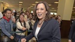 Kamala Harris officiellement dans la course à la présidence des