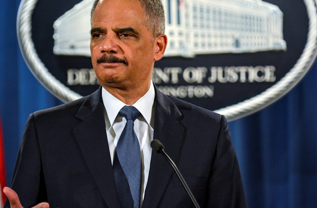 Former Obama AG makes bold claim about why McCabe was fired