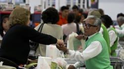 Otros 4 pesitos más al salario mínimo, queda en