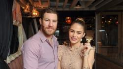 Maripier Morin célèbre son couple «imparfait» pour la