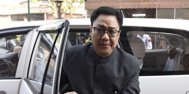 Rohingya Muslims are illegal immigrants, need to be deported: Rijiju