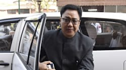 Union Minister Kiren Rijiju Had Not Even Seen Gurmehar Kaur's Video On Indo-Pak Peace, But Called Her A