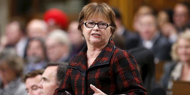 Judy foote a démissionné en septembre.