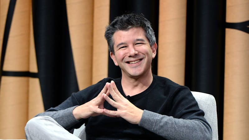 Kalanick to make $1.4 billion from Uber's deal with SoftBank
