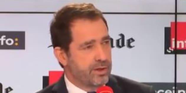 Christophe Castaner sur France Inter/Francetvinfo/Le Monde le 10 février 2019.