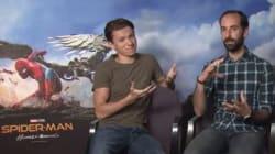 L'acteur de Spiderman a lâché une grosse info par