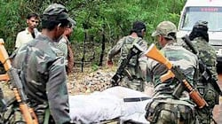 26 CRPF Jawans Killed In Maoist Attack In Chhattisgarh's Sukma District, Several Others