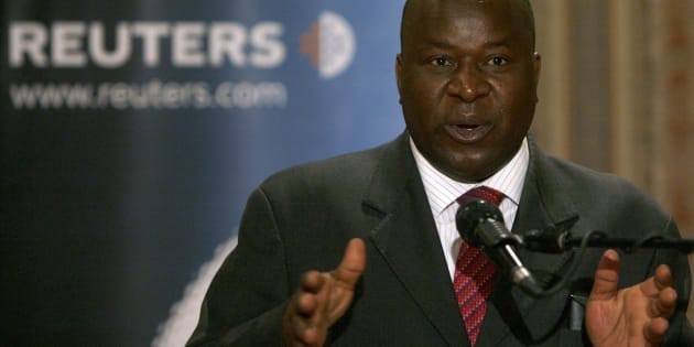 Former Reserve Bank Governor Tito Mboweni.