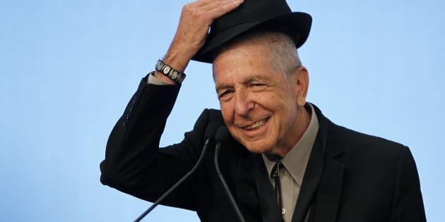 Leonard Cohen aura droit à un hommage posthume.