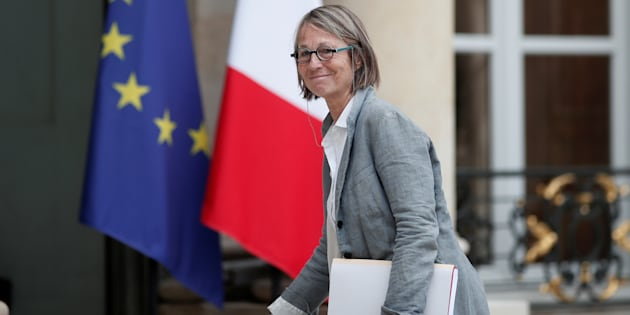 French Minister of Culture Francoise Nyssen arrives at the Elysee Palace to attend the weekly cabinet meeting in Paris, France, May 24, 2017.