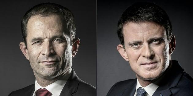 La primaire montre qu'il existe bien deux gauches irréconciliables et que le temps est venu de trancher / AFP PHOTO / JOEL SAGET