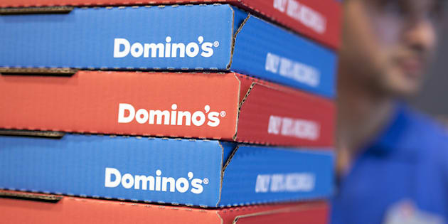 """It follows customer complaints on social media about the """"eerie"""" personalised emails and the lack of communication from Domino's."""