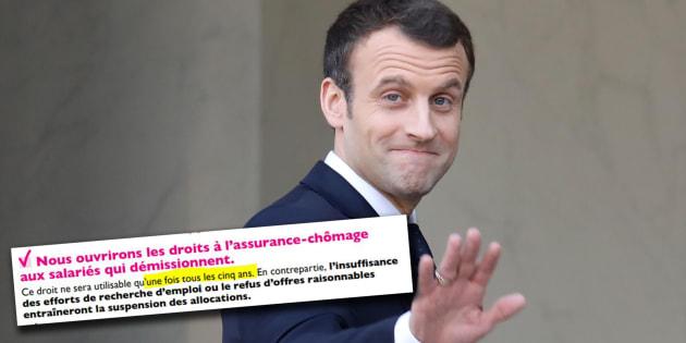 Chômage des démissionnaires: la promesse de Macron ressort méconnaissable des négos sur l'assurance chômage