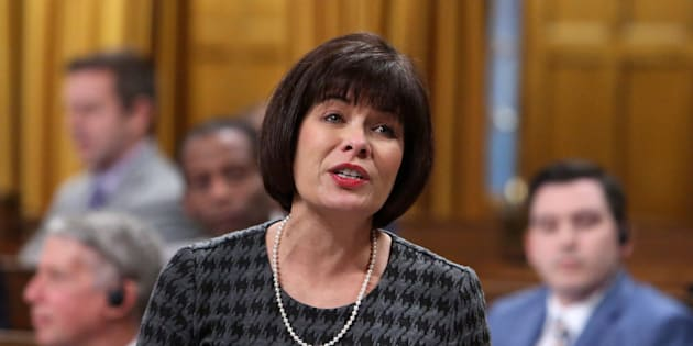 La ministre de la Santé, Ginette Petitpas Taylor
