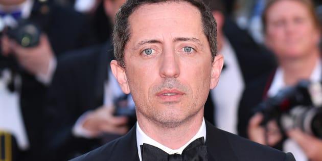 Gad Elmaleh lors du dernier Festival de Cannes.