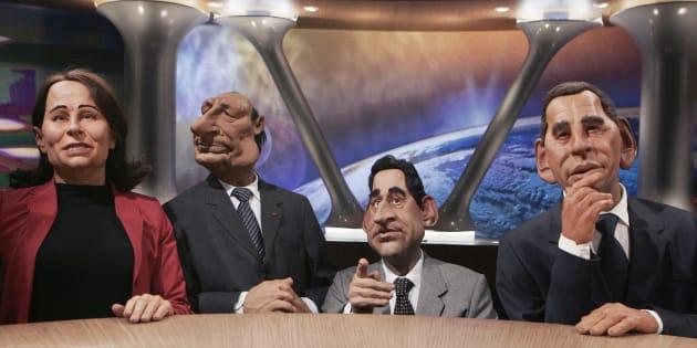 """Canal+ annonce la fin des """"Guignols de l'Info"""""""