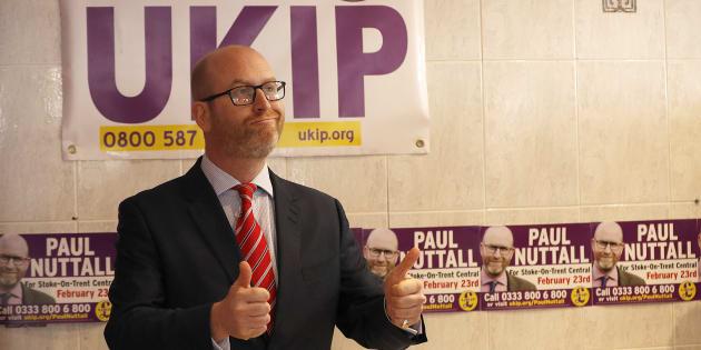 Les plus fervents partisans du Brexit se font balayer lors d'une élection test au Royaume-Uni