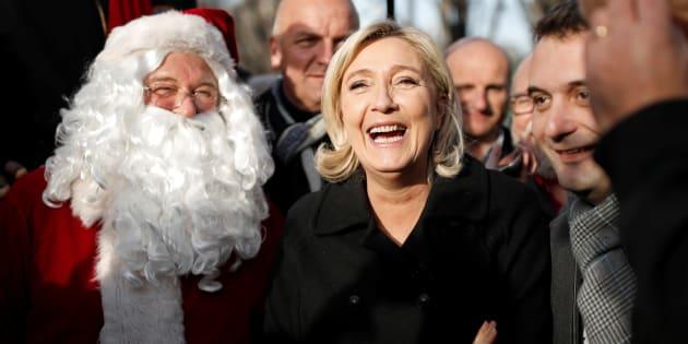 D'après les premières mesures fuitées, le programme économique de Marine Le Pen veut faire plaisir à tout le monde