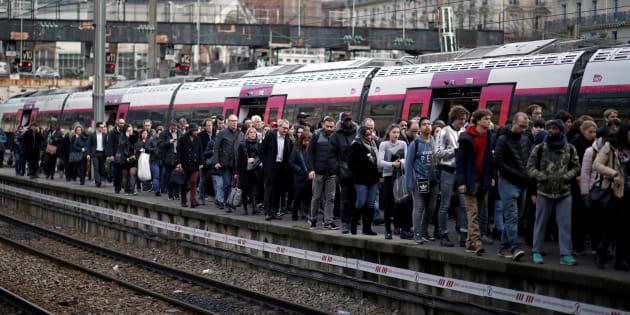 Calca infernale e 425 km di code per lo sciopero dei treni