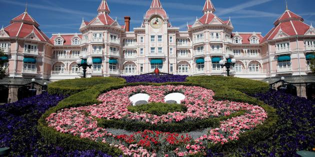 """Disneyland Paris va créer des parcs """"Star Wars"""", Marvel et """"La Reine des Neiges"""""""