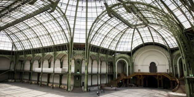 Pendant 4 ans, une structure éphémère au bout du Champ-de-Mars remplacera le Grand Palais.
