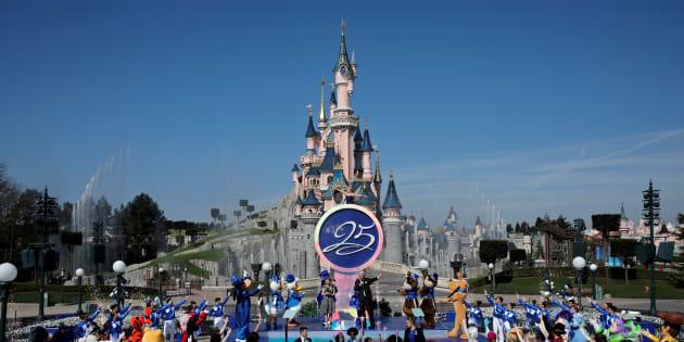 Un restaurant de Disney Paris évacué après une alerte à l'anthrax (qui était en fait de la cocaïne)