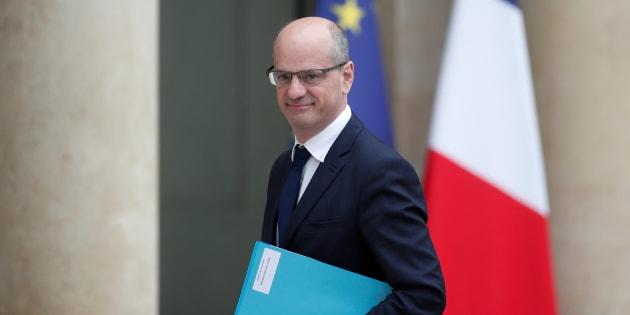 Jean-Michel Blanquer annonce une hausse du budget de l'Education nationale pour 2018 mais...