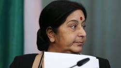 Amazon Halts Sale Of Indian Flag Doormat After MEA Sushma Swaraj's Visa