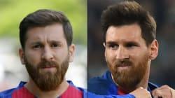 Le sosie parfait de Lionel