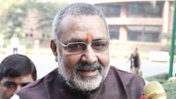 Union Minister Giriraj Singh Urges Hindus To 'Increase Their