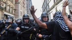 Grande manifestation anti-racisme à Boston, une semaine après