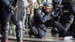 Un CRS mis en examen, soupçonné d'avoir éborgné un militant lors d'une manif anti-loi