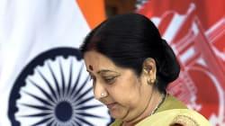 Sushma Swaraj Admitted To