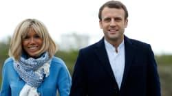 Macron ha la risposta perfetta per tutti quelli ossessionati dall'età della