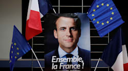 Macron Is Opinion Polls Favorite As France Elects New President