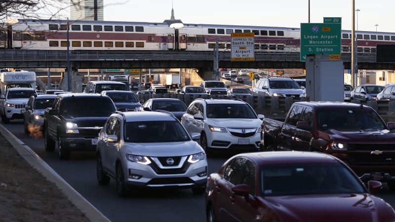 Inrix data say Boston is the most congested city in America